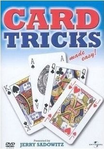 2014 Jerry Sadowitz - Card Tricks Made Easy -Magic tricks