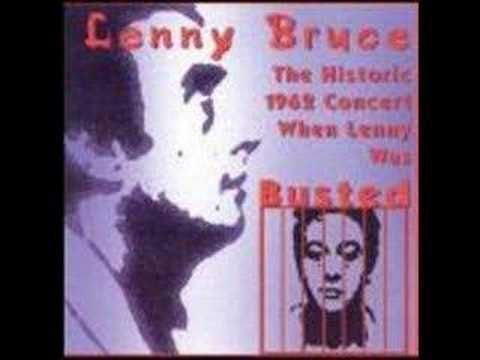 Lenny Bruce's King Kong Routine - YouTube