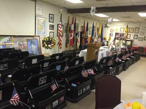 An important group we serve is our Military Veterans! Check out our blog to learn about how the #LifeChest happily donated 55 stunning #LifeChests to the brave members of the Chapter 9 VVA in Detroit for Veteran's Day.  #TheLifeChest #memorybox #memorychest #troops #veterans #armedforces #neverforget #RememberOurVeterans #USA #America #UnitedStates