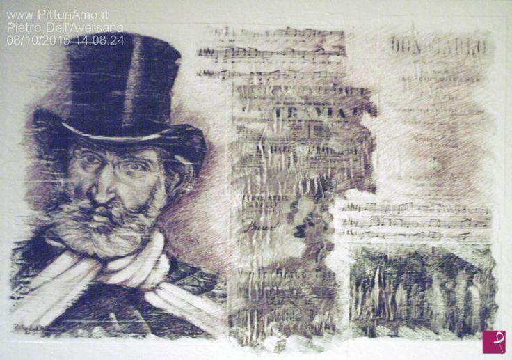 """""""Omaggio A G.Verdi"""" di Pietro Dell'aversana"""