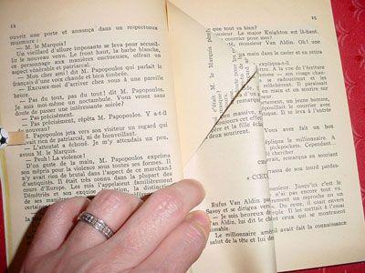 Hérisson-livre de poche, Tuto pour fabriquer - Loisirs créatifs