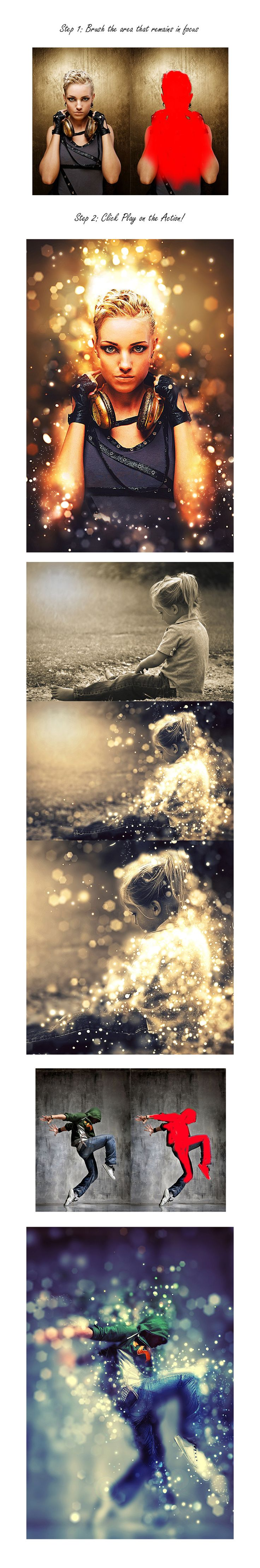 Photoshop Actions That Transforms Any Image into a Piece of Art