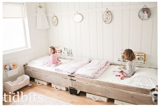 How to Design a Shared Room - Two Kids, One Room, Five Solutions: Think Outside the Box