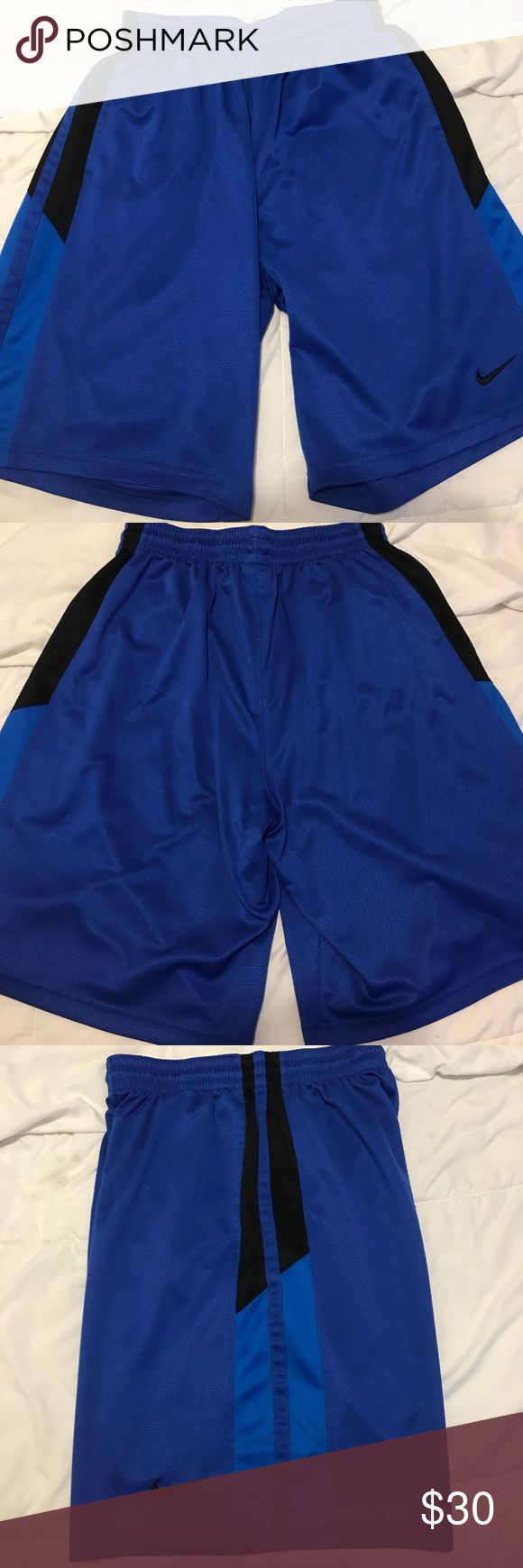Nike dri fit shorts Great condition worn couple times only XL Nike Shorts Athletic