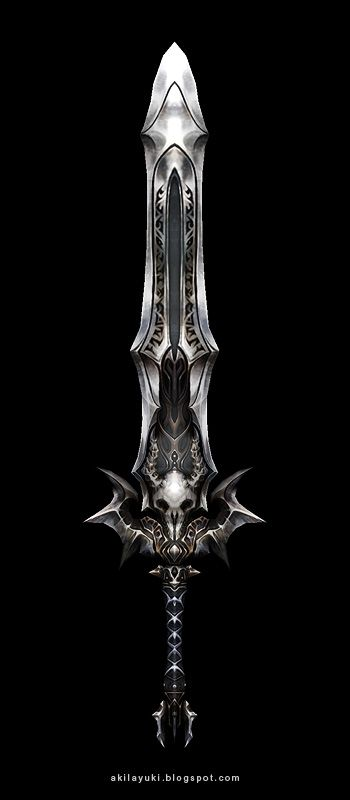 really cool sword