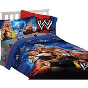 WWE Wrestling Champions Twin Comforter By Franco Manufacturing Co.