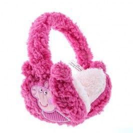 Peppa Pig Earmuffs $14.99