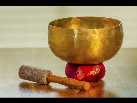 3 óra Tibeti Éneklő tál Zene: meditációs zene, relaxációs zene, nyugtató...