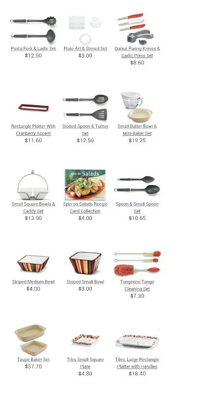 Pampered Chef Outlet 2015 www.pamperedchef.biz/jacquiepowell.    While supplies last! Order now!