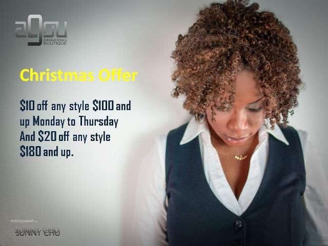 Agou African hair braiding & Salon is the 1 braiding boutique in Charlotte.