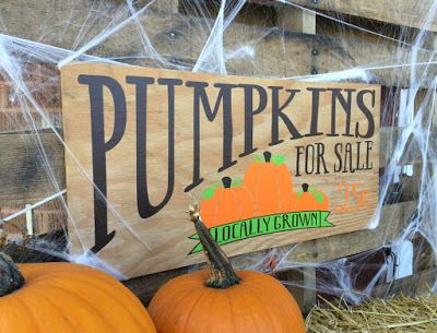 Burton Avenue: Freebie Friday - Pumpkins for Sale