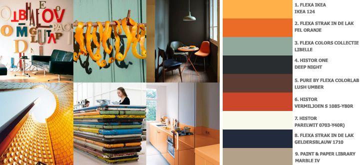 Color Trend Oriental Industries (spring/summer 2011)