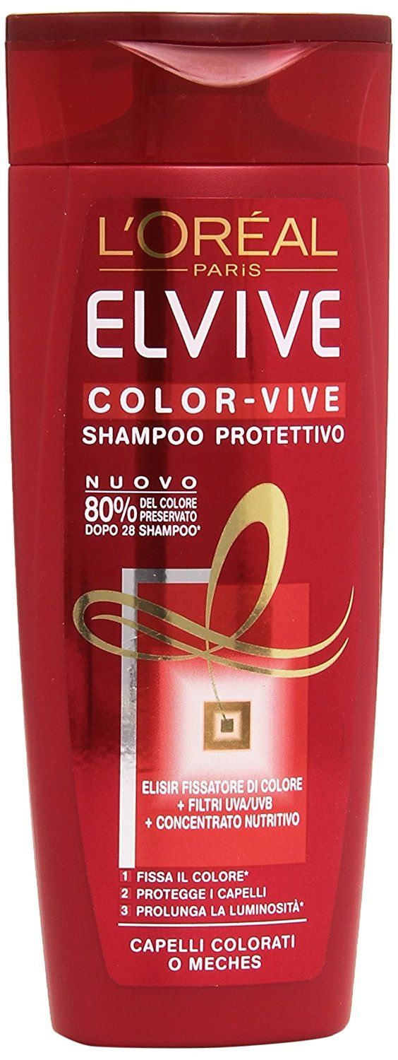Elvive Protective Shampoo For Colored Hair Color-Lives Or Streaks 250 Ml -- Find out more about the great product at the image link.