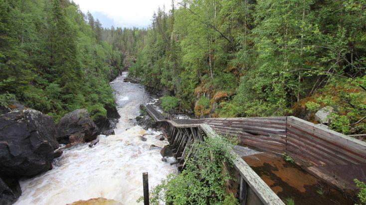 Auttiköngäs -Rovaniemi, Lapland, Finland
