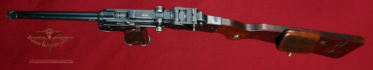 While other designers had created self-loading pistols in the past, only the Borchardt sold in appreciable numbers. The Borchardt utilized a toggle lock, but housed the locking mechanism and springs in a large, bulbous assemblage at the rear of the receiver. To make matters worse, the grip of the Borchardt quite nearly ran in a vertical direction, providing an uncomfortable grip angle.