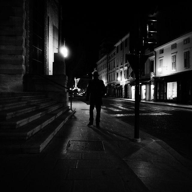 Noir City By I K O, Via Flickr