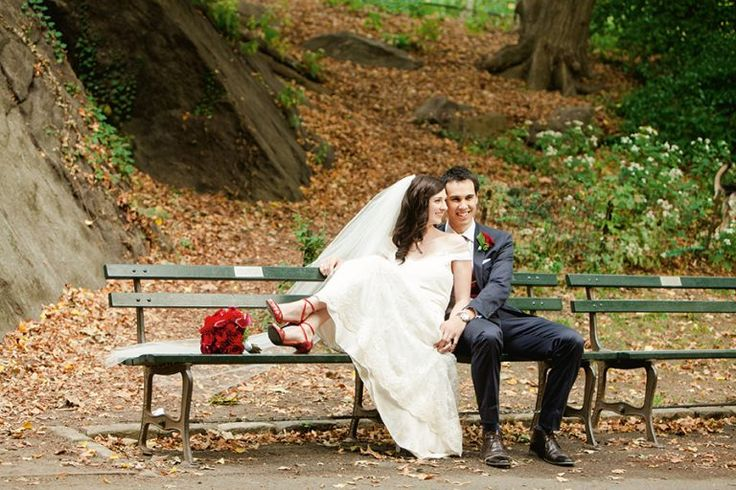 Real Life Wedding: Helen & Tyson – New York