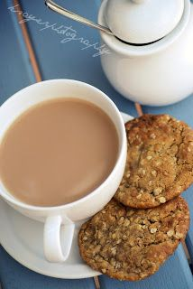 Recipe: Soft Instant Oatmeal Cookies  I have a surplus of instant oatmeal packets, so this is a great way to use it up!