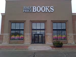 Half Price book store in Bloomingdale and Algonquin, IL. They have a great selection of books, CDs and magazines at half the price! I'm happy they opened a location right behind my mother-in-law's home.  My  husband and I always stop by after or before a visit.