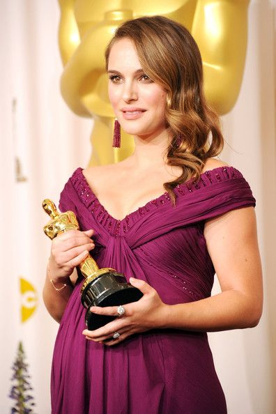 "Natalie Portman was awarded Best Actress for (""BLack Swan"") in 2010"