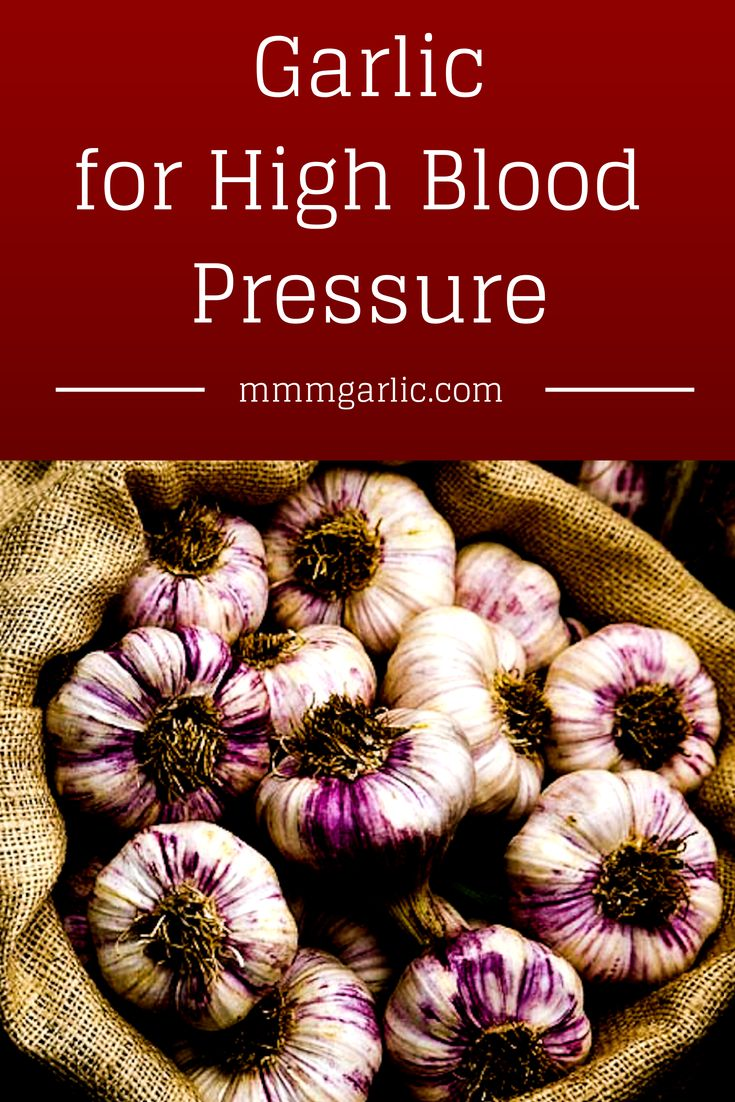 Discover how eating just a clove of garlic a day may help to naturally lower mild to moderate high blood pressure and hypertension - http://www.mmmgarlic.com/garlic-blood-pressure/ #garlic #health