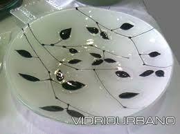 Resultado de imagen para diseños en vidrios vitrofusion
