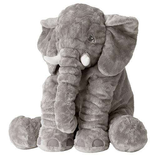 JATTESTOR Μαλακό παιχνίδι ελέφαντας - IKEA