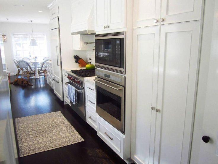 Kitchen: Better Galley Kitchen Floor Plans Efficient Galley Kitchens Small Galley  Kitchen Design Galley Kitchen Part 69
