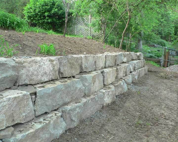 8 best images about new house landscaping on pinterest for Landscaping rocks burlington ontario