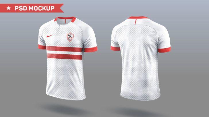 Download Free Soccer Nike Jersey Mockup Scene 2019 - PsFiles ...