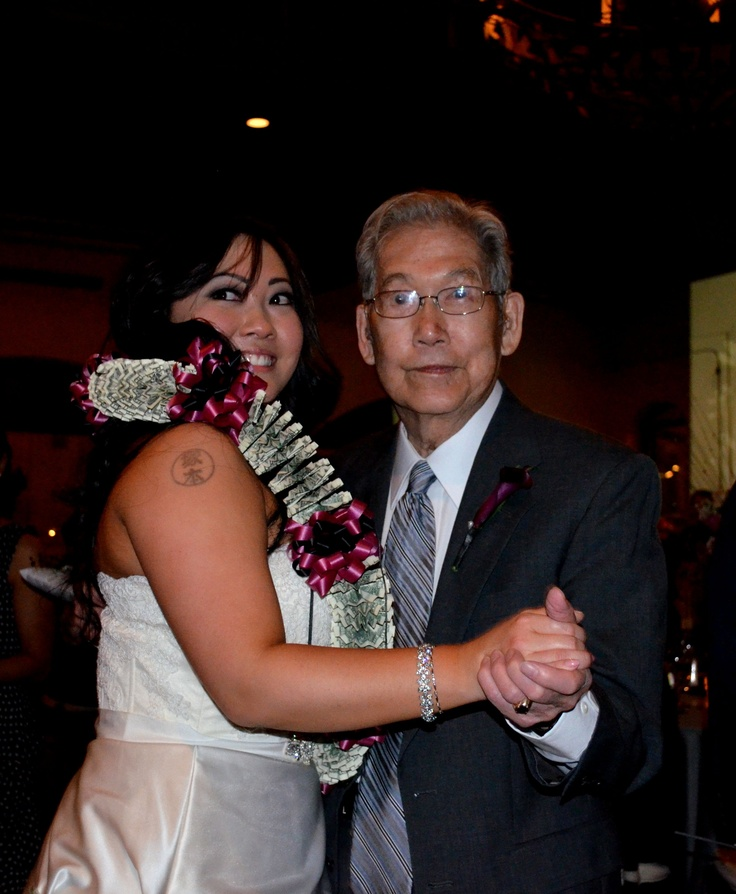 Money Dance with Grandpa Frank