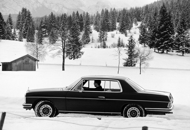 Mercedes-Benz W114 Coupe