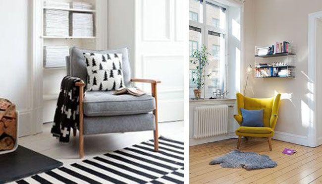 17 mejores ideas sobre sillas de lectura en pinterest - Sillones para lectura ...