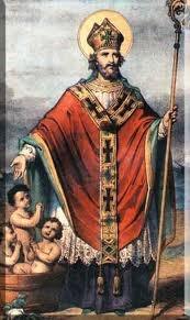 """NIKOS (vader van de bruid) OF NICO (vader van de bruidegom) is afgeleid van Nikolaos or Nicholas wat staat voor overwinning voor de Grieken want het het stamt van het woord """"nike"""" (overwinning). Twee krachtige mannen aan tafel dus! De heilige Nicholaos is jullie allen welbekend voor zijn vrijgevigheid in december"""