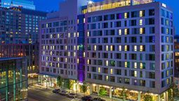 YOTEL Boston is in the heart of Boston, walking distance from Institute of Contemporary Art and Boston Children's Museum.  This 4-star property is close to Boston Convention and Exhibition Center and Faneuil Hall Marketplace.