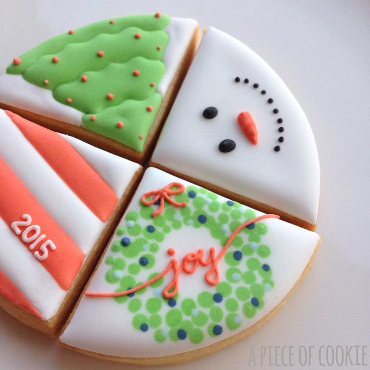 #christmas #icingcookies #decoratedcookies