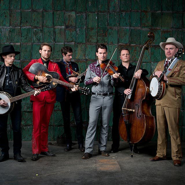 OLD CROW MEDICINE SHOW | Grand Ole Opry