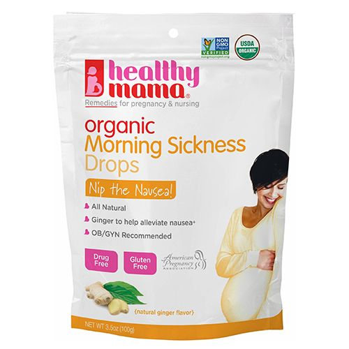 Healthy Mama Nip the Nausea Morning Sickness Drops