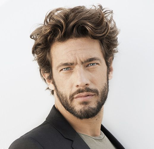 Frank Provost. Chicos, vuelve el tupé http://www.bellezaactiva.com/2014/06/27/cabello-hombre/