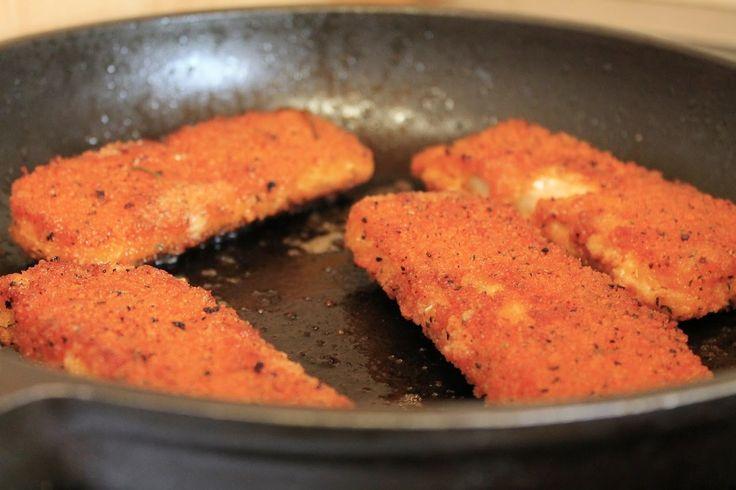Pescado Frito Empanizado