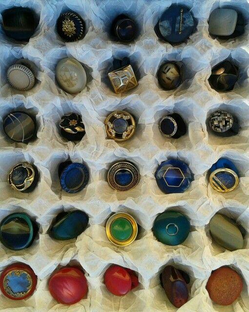 Gli Anellastici: anelli che vanno sulle dita di tutti.