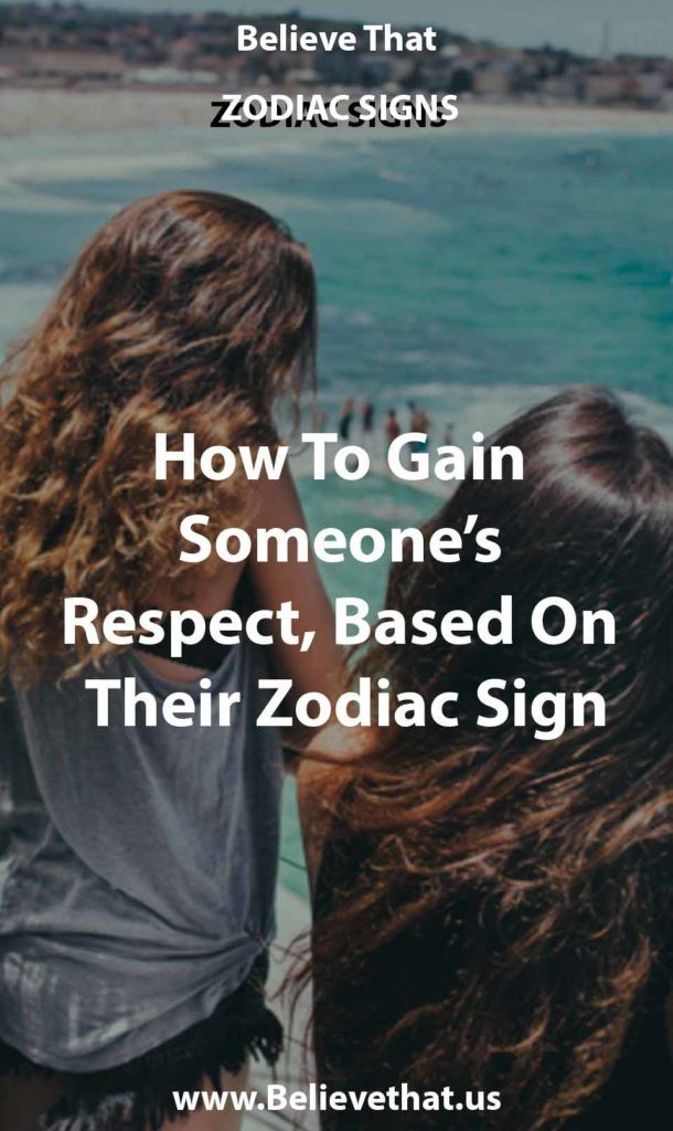 how to gain someones respect