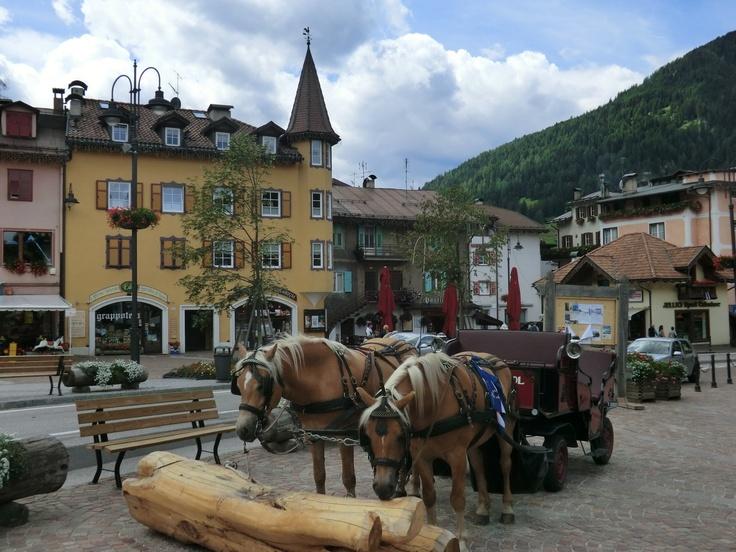 MOENA Val di Fassa (TN) - Trentino, Italy <3 <3