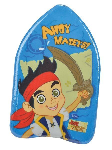 Jaken uimalaudalla polskit aalloissa kuin aito piraatti! Koko 43 x 28 x 4 cm.