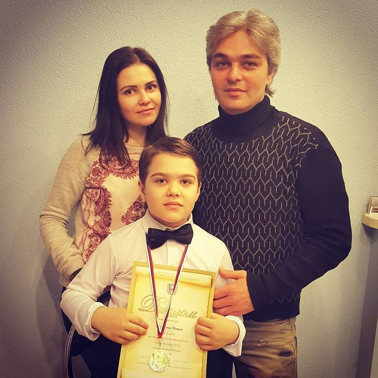 Теперь вся семья дипломированная)))) by rumjantsevatanja