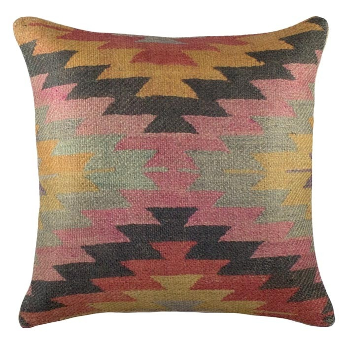 Aztec Pillow #modwestern