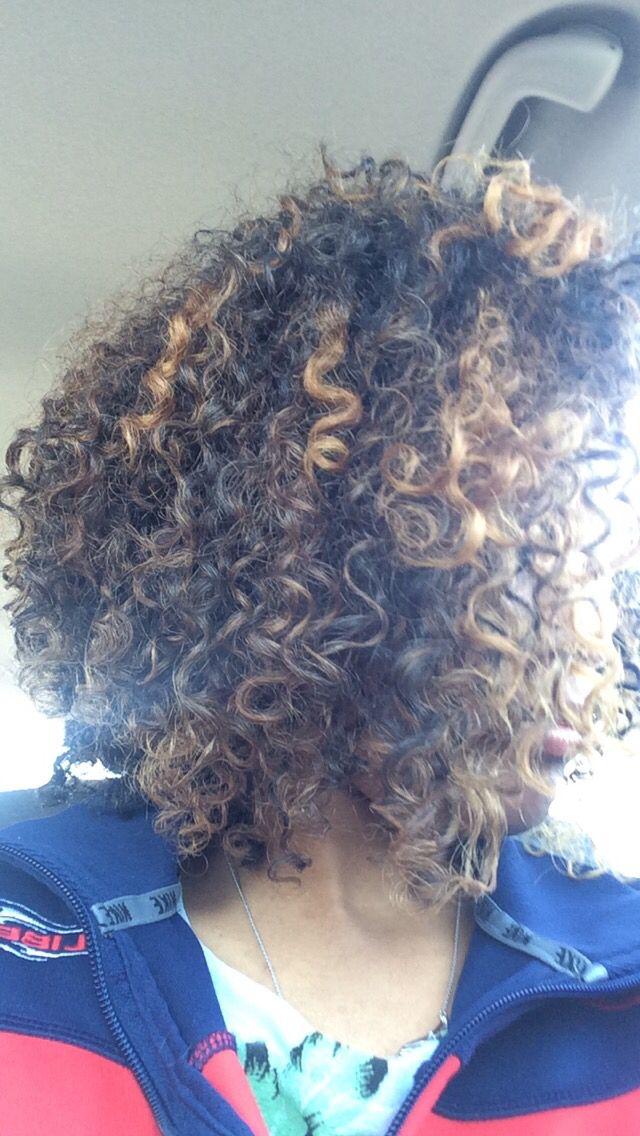 TRESemmé Botanique 4b natural hair, Curly hair styles