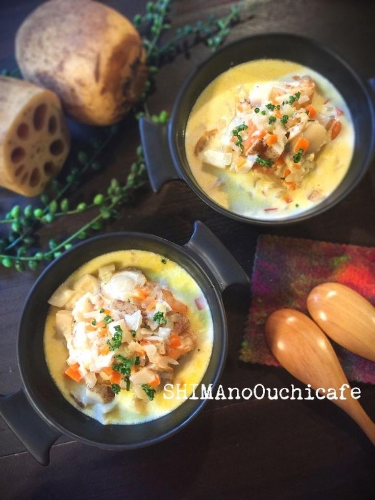 15分で簡単!旨味とコクたっぷり!本格クラムチャウダーの作り方   レシピサイト「Nadia   ナディア」プロの料理を無料で検索