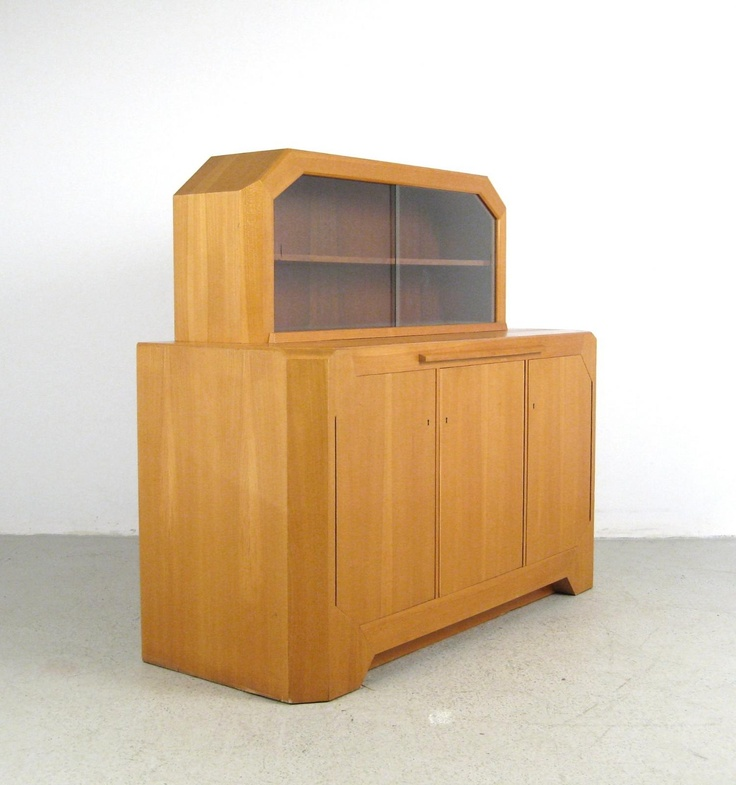 AreaNeo | Anthroposophical credenza  1920-29  | Felix Kayser for Schiller furniture Stuttgart Degerloch