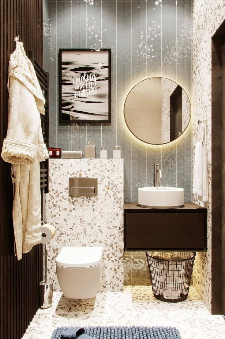 30 Small Rules That Turn Bathroom Design Into Revolution Top Trend Ideas New 2021 Page 18 Of 30 Clear Crochet Bathroom Design Bathroom Furniture Design Bathroom Interior Design New design for bathroom